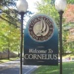 Cornelius, North Carolina.