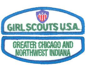 Spotlight of the month - Girls Scouts Patch