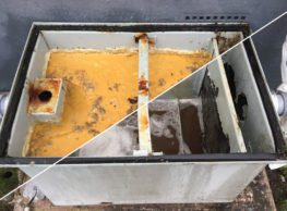Grease Trap Cleaning image