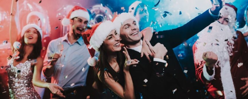Christmas party venues in Houston